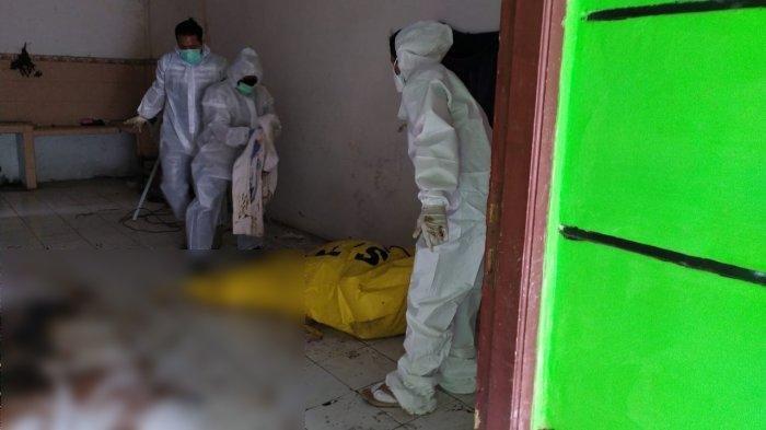 Pria Tewas Tergantung di Kusen Pintu, Awalnya Warga Curiga Aroma Tak Sedap dari Rumah Korban