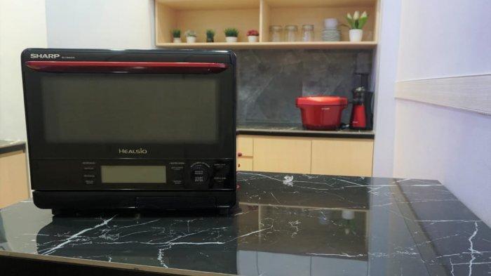 Produk Elektronik dan Home Appliances Sharp Harga Spesial Ditawarkan di Program Ini